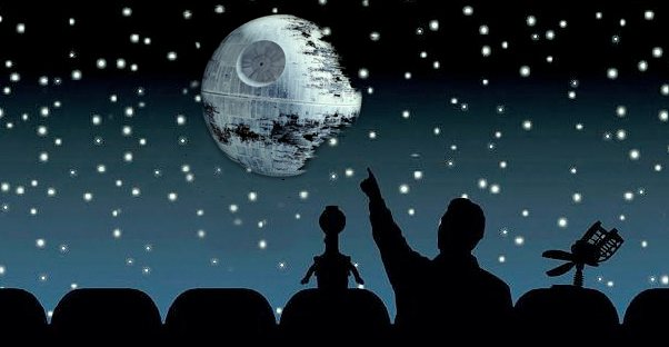 Monday Mashup: This week brought back two thing. One was Mystery Science Theater 3000 and the second was Star Wars.