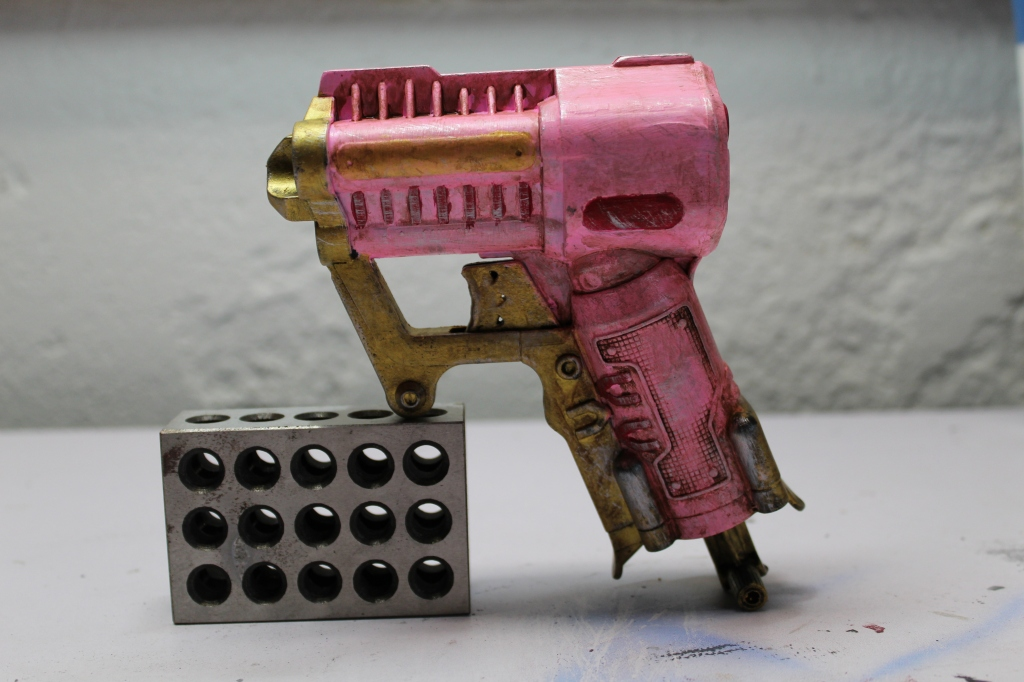 Sailor Moon gun